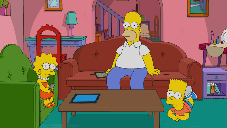 The Simpsons Season 31 Episode 15 Review Screenless