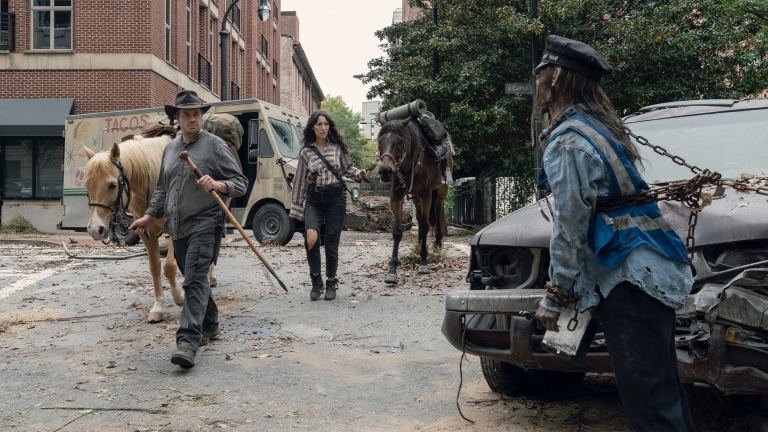 The Walking Dead Season 10 Episode 14 Look at the Flowers