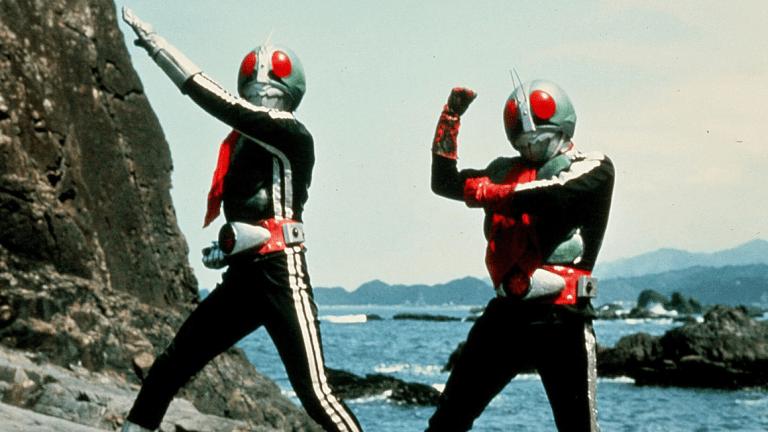 Kamen Rider on TokuSHOUTsu Streaming
