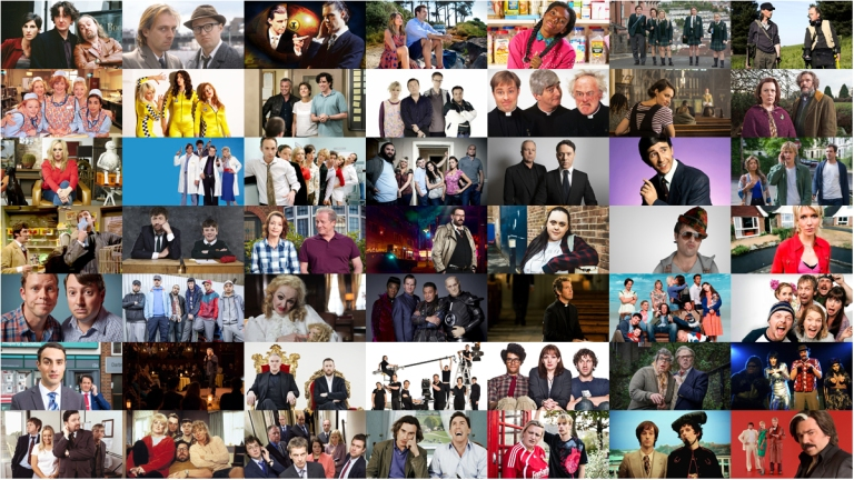 UK Comedy TV streaming