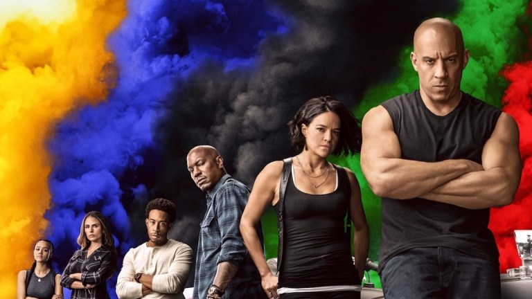 Vin Diesel and F9 Cast Delayed