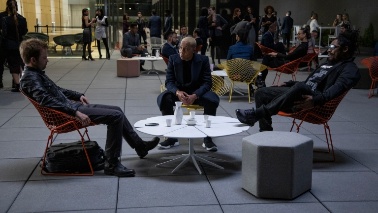 Westworld Season 3 Episode 1 Parce Domine