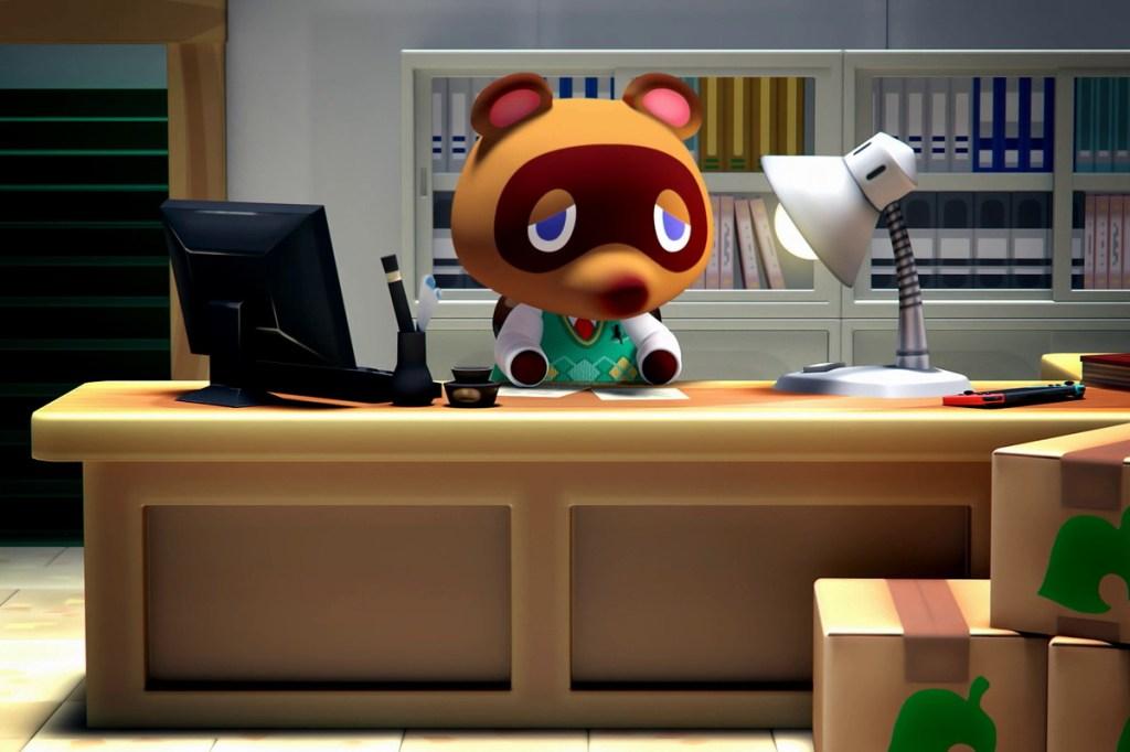 Animal Crossing: Tom Nook
