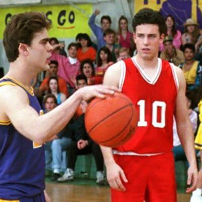 Ben Affleck in Buffy the Vampire Slayer