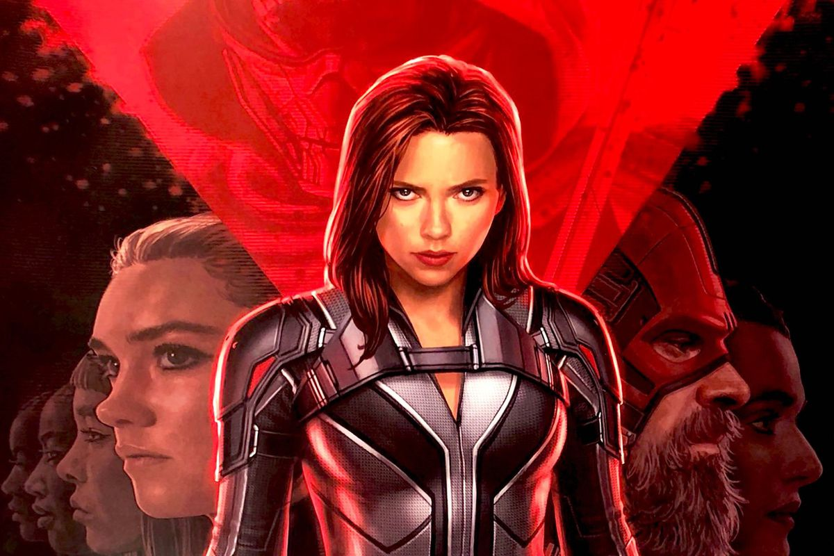 Black Widow Movie Release Date Pushed Back