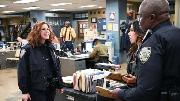 Brookly Nine-Nine Season 7 Episode 5