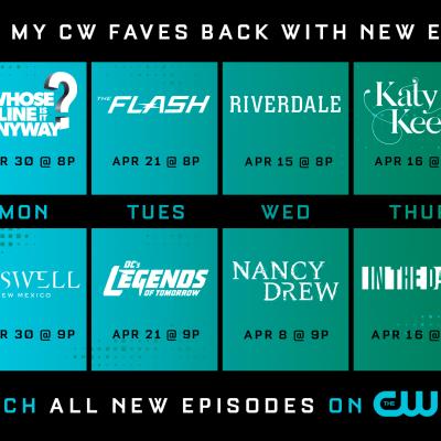 The CW Arrowverse Return Dates 2020