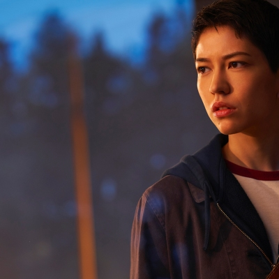 Sonoya Mizuno as Lily in Devs