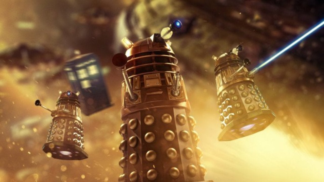 Doctor Who Revolution of the Daleks trailer