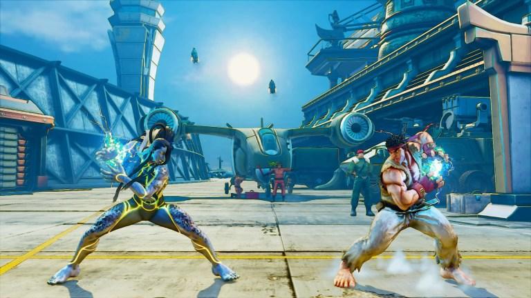 Evo 2020 Street Fighter