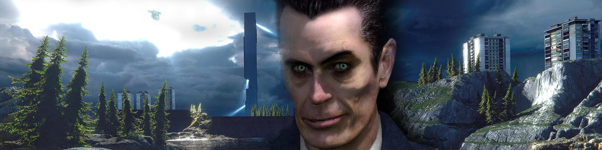 Half-Life G-Man