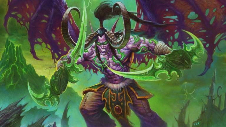 Hearthstone Demon Hunter
