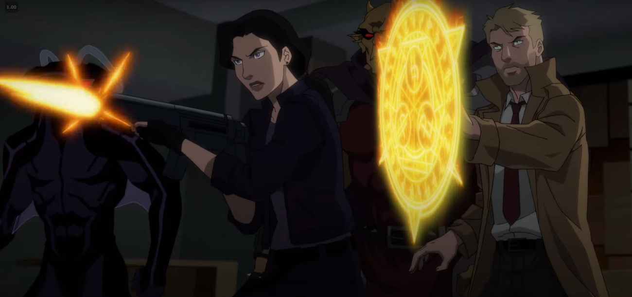 Inside The Justice League Dark Apokolips War Ending Den Of Geek