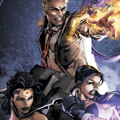 Justice League Dark Tv Series In The Works At Hbo Max Den Of Geek