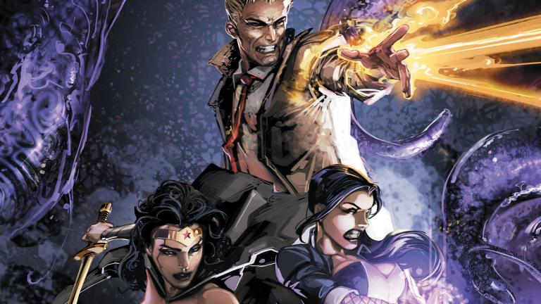 Justice League Dark: Wonder Woman, Constantine, Zatanna