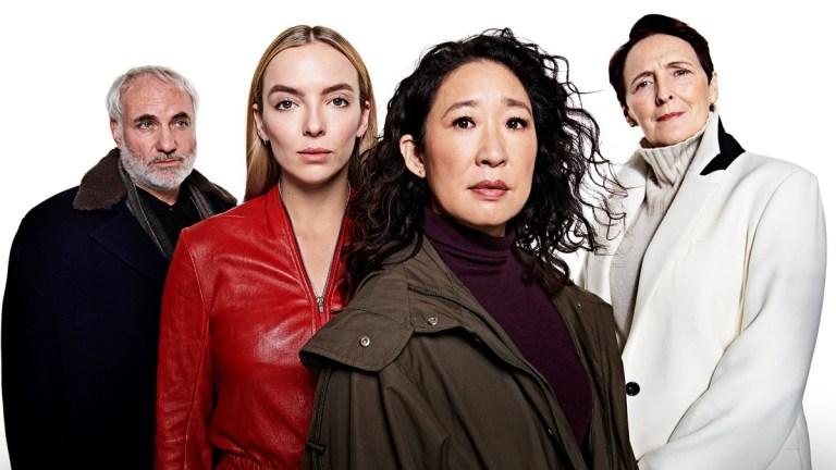 Killing Eve Season 3 cast: Kim Bodnia, Jodie Comer, Sandra Oh, Fiona Shaw