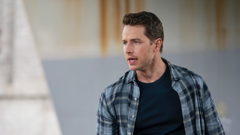 Josh Dallas as Ben Stone in Manifest