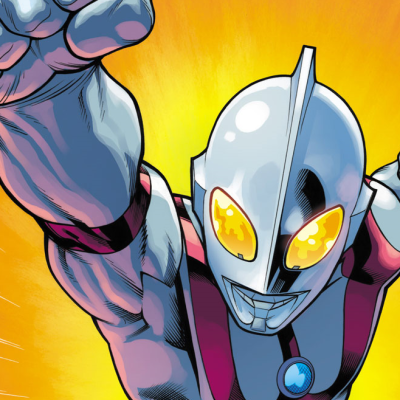 Marvel's The Rise of Ultraman
