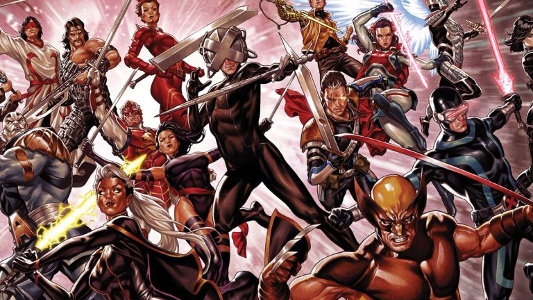 X of Swords: New Marvel X-Men Crossover