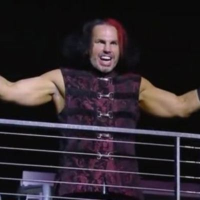 Matt Hardy in AEW