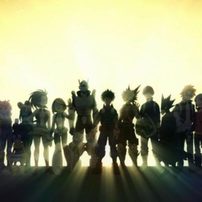 My Hero Academia The Movie: Heroes Rising