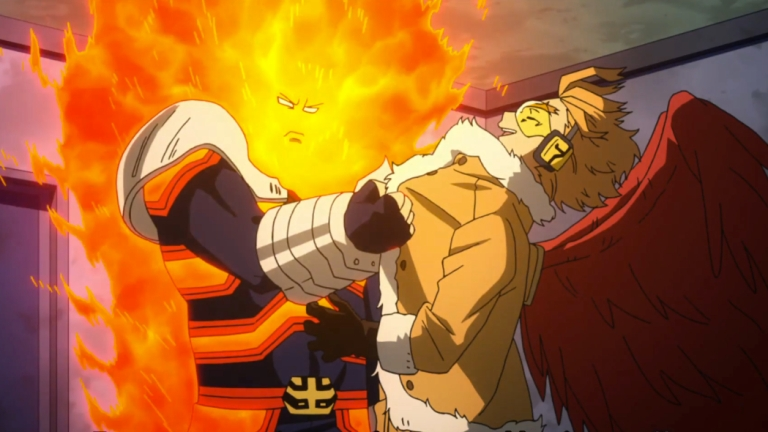 My Hero Academia Season 4 Episode 24: Japanese Hero Billboard Chart