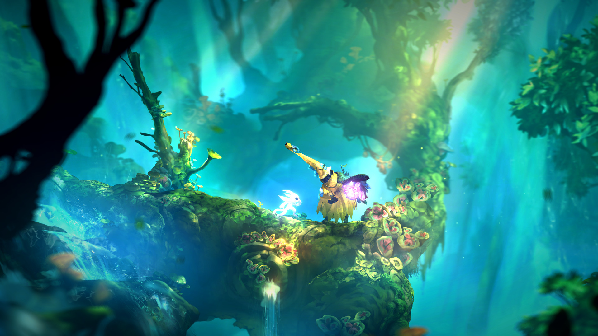 Ori And The Will Of The Wisps Review Den Of Geek
