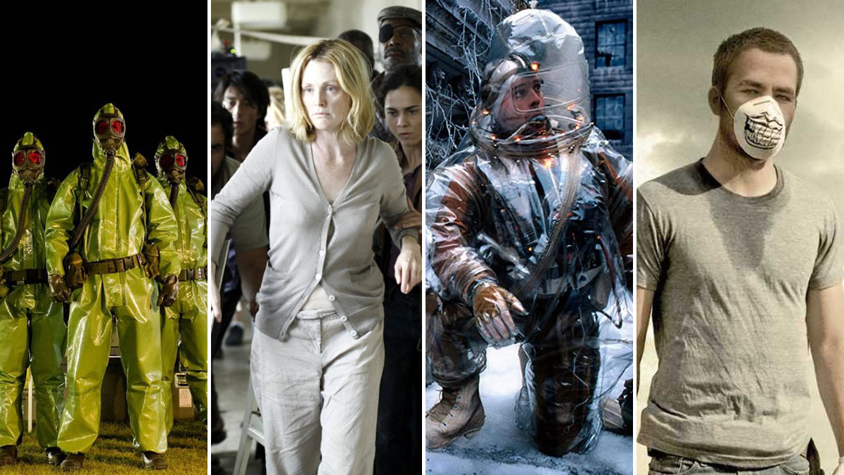 Best Pandemic and Virus Outbreak Movies to Stream during COVID Lockdown