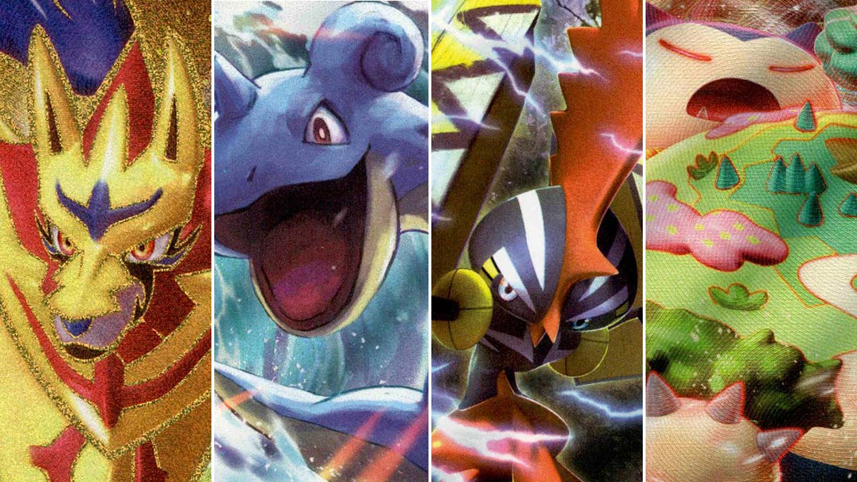 Pokemon: Sword and Shield Cards