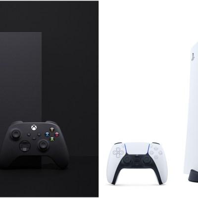 PS5 vs. Xbox Series X Specs