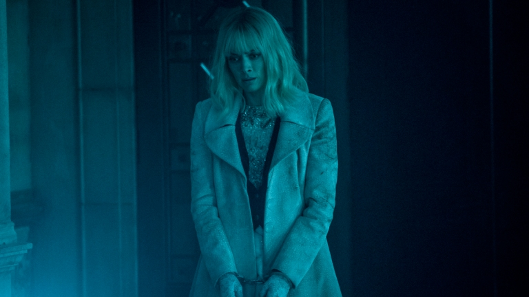 Rachel Skarsten as Alice on Batwoman