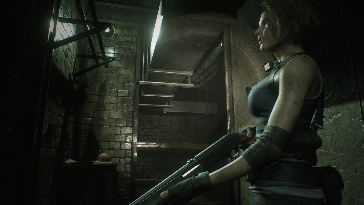 resident evil 3 jill classic outfit