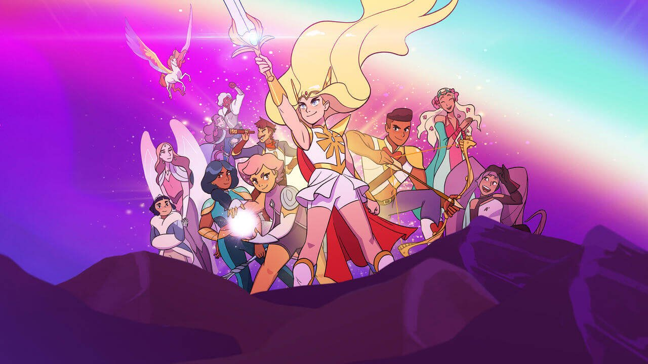 Official Teaser Trailer: DreamWorks She-Ra and the