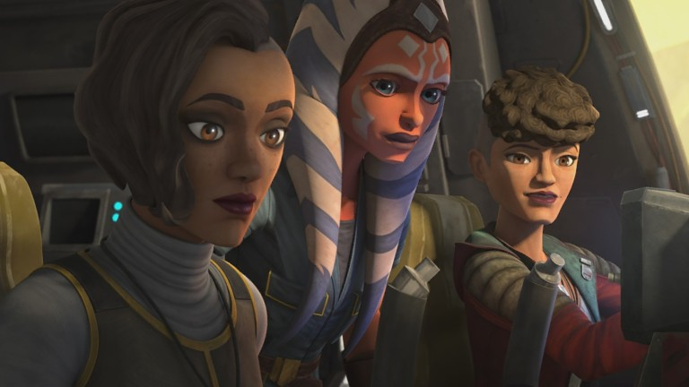 Star Wars: The Clone Wars Season 7 Episode 6 Review