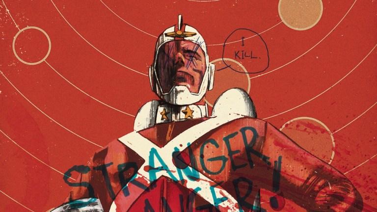 Strange Adventures #1 Mitch Gerads Cover