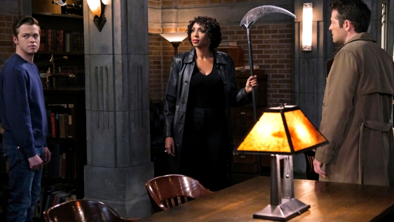 Supernatural Season 15 Episode 12: Galaxy Brain