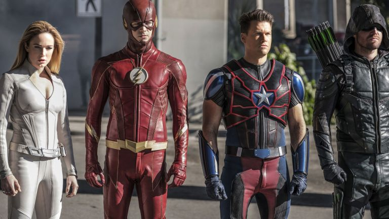 The Flash and Legends of Tomorrow