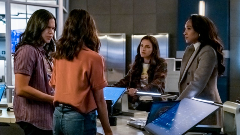 The Flash Season 6 Women Cast