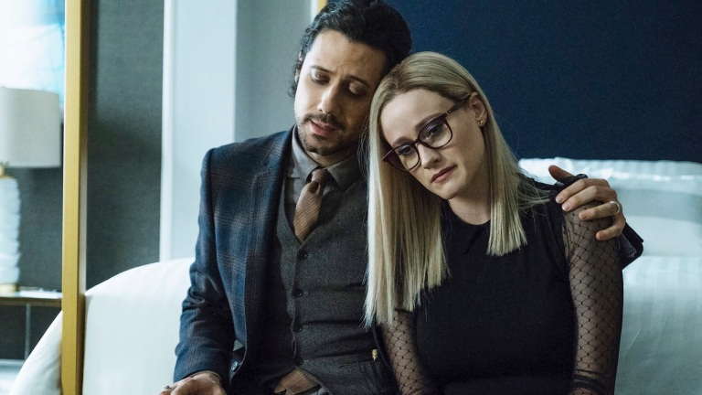 Eliot and Alice in The Magicians