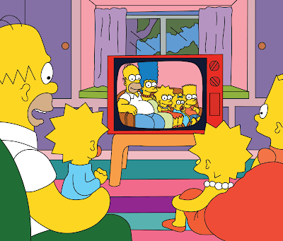 The Simpsons on Disney+ UK