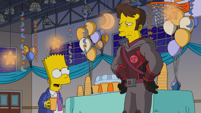 The Simpsons Season 31 Episode 14 Review: Bart The Bad Buy