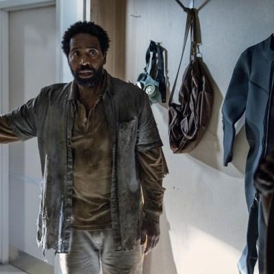 The Walking Dead Virgil