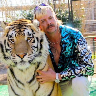 Joe Exotic in Tiger King: Murder, Mayhem and Madness