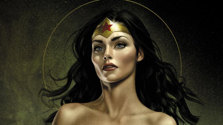 Wonder Woman #760 Joshua Middleton Variant Cover