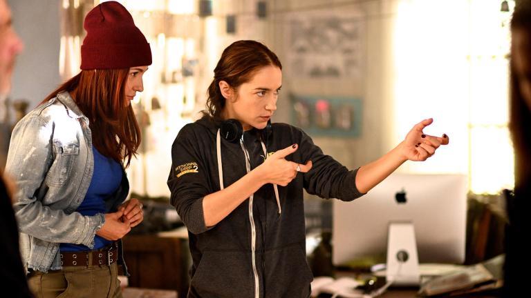 Melanie Scrofano Directs an Episode of Wynonna Earp Season 4