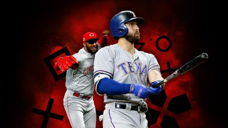 MLB Players League Amir Garrett Joey Gallo The Show 20