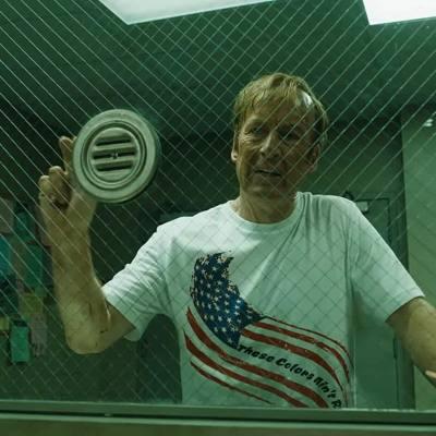 Bob Odenkirk in Better Call Saul Season 5 Episode 9