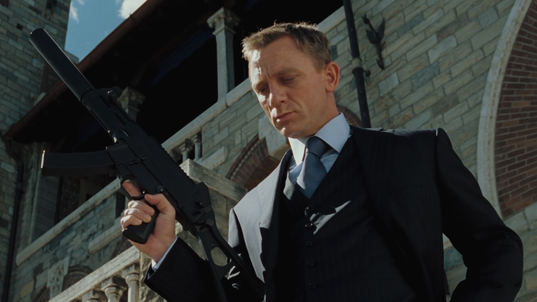 Bond, James Bond in Casino Royale
