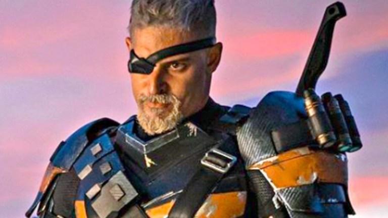 Joe Manganiello As Deathstroke In Justice-League