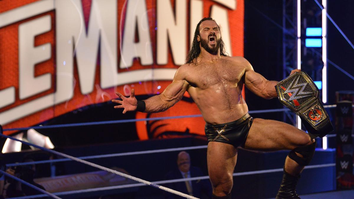 Drew McIntyre is Finally WWE Champion